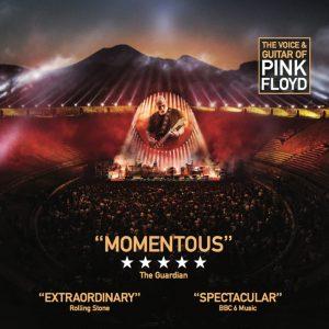 Crítica Show no Cinema: David Gilmour Live at Pompeii