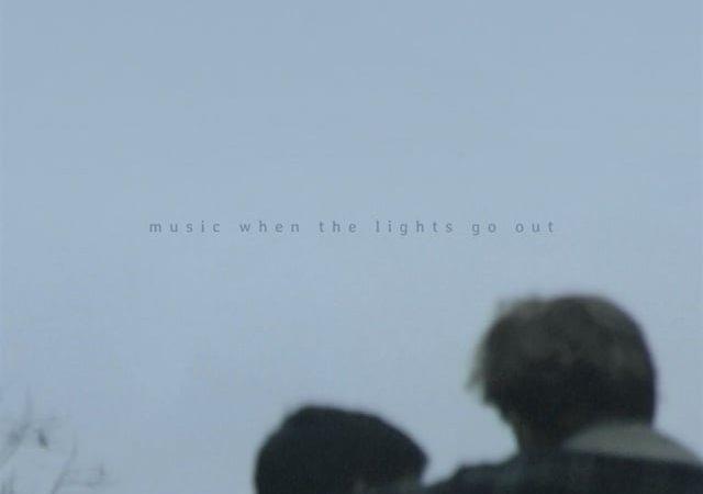 Crítica: Música para quando as luzes se apagam