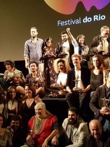 Festival do Rio 2017: Vídeo Exclusivo: Entrevistas Premiação