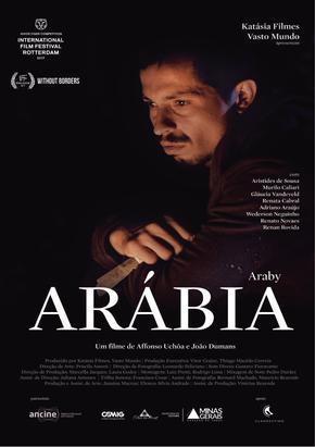 Resultado de imagem para arábia filme 2017