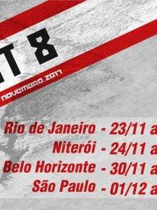 23/11 à 03/12: Rio de Janeiro: Mostra CINEfoot 2017