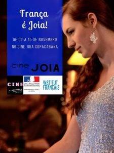 02/11 à 15/11: Cine Joia: RJ: Mostra França é Joia!