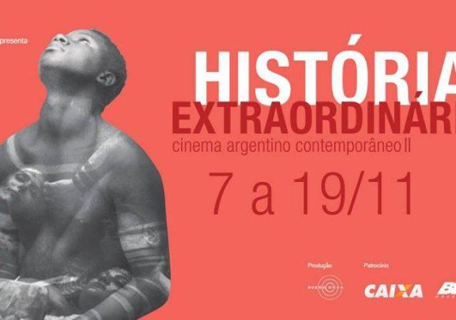 07/11 à 19/11: RJ: Histórias Extraordinárias: Cinema Argentino Contemporâneo