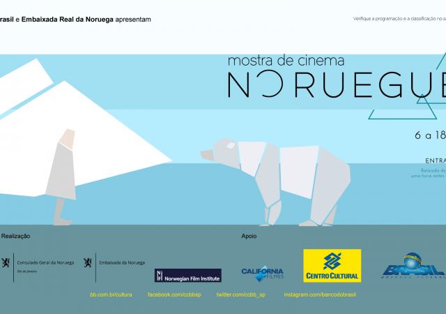 02/11 à 19/11: CCBB RJ: Mostra de Cinema Norueguês