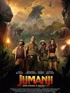 Crítica: Jumanji: Bem-Vindo à Selva