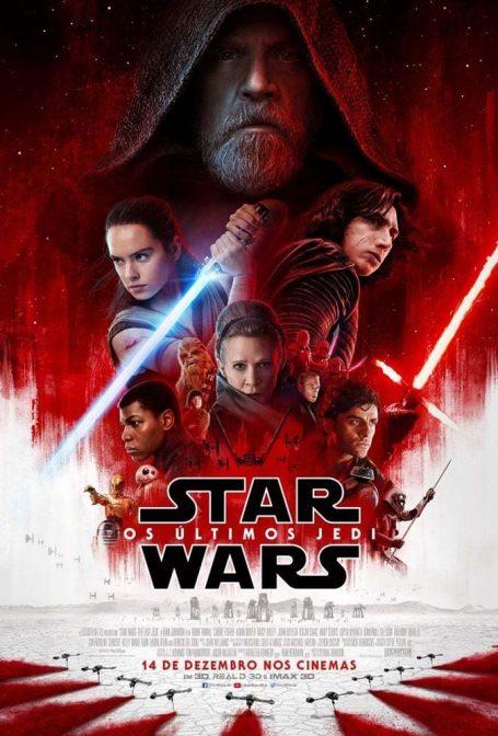 Star Wars VIII: Os Últimos Jedi