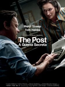 Crítica: The Post – A Guerra Secreta