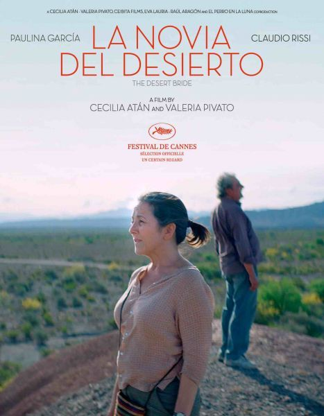 Resultado de imagem para La Novia del Desierto poster