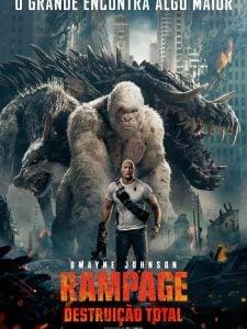 Crítica: Rampage: Destruição Total