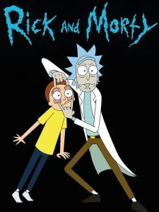Crítica Séries: Rick and Morty