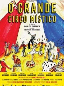 Cannes 2018: O Grande Circo Místico