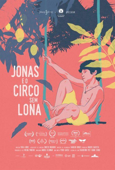 Crítica: Jonas e o Circo Sem Lona