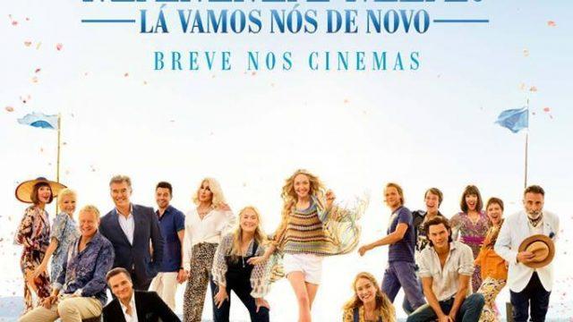 Crítica: Mamma Mia! Lá Vamos Nós de Novo