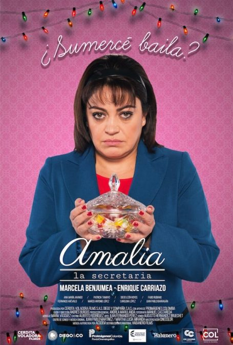 Crítica: Amália, A Secretária