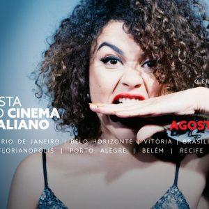 02 à 08/08: RJ: Festa do Cinema Italiano 2018