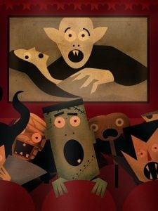 15/08 à 10/09: CCBB RJ: Mostra Monstros no Cinema