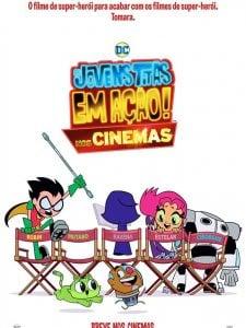 Crítica: Jovens Titãs em Ação! Nos Cinemas