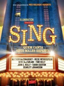 Crítica: Sing – Quem Canta Seus Males Espanta
