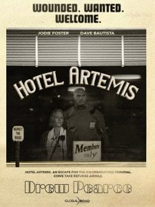 Crítica: Hotel Artemis