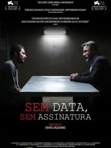 Crítica: Sem Data, Sem Assinatura