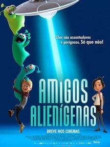 Crítica: Amigos Alienígenas