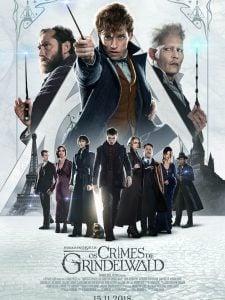 Crítica: Animais Fantásticos 2 – Os Crimes de Grindelwald