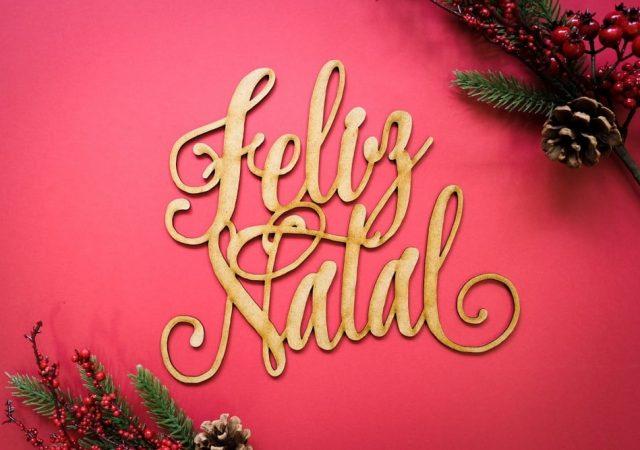 Feliz Natal! Ho Ho Ho!