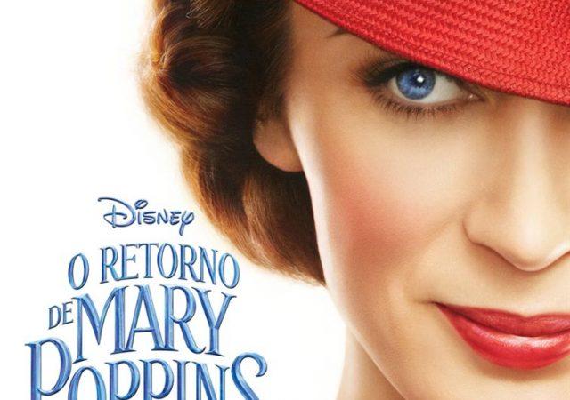 Crítica: O Retorno de Mary Poppins