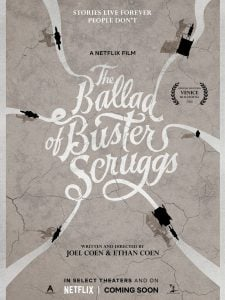Crítica: The Ballad Of Buster Scruggs
