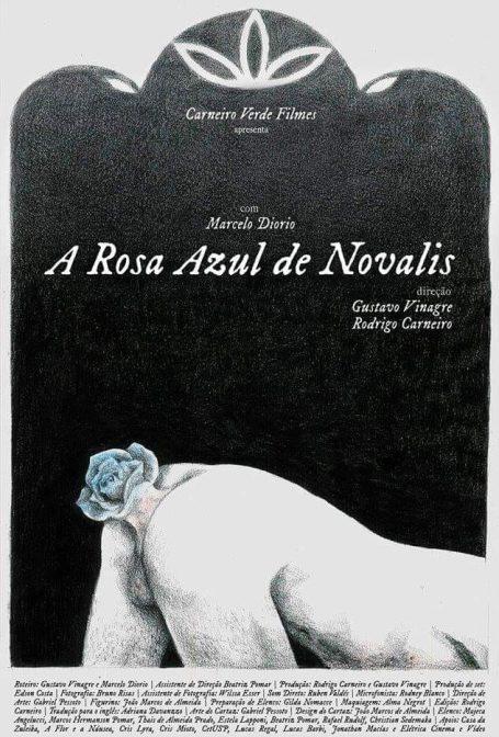 Crítica: A Rosa Azul de Novalis