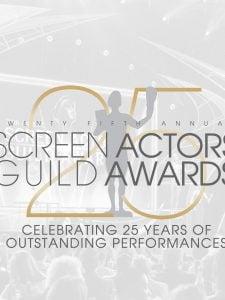 SAG Awards 2019: Os Indicados