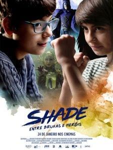 Crítica: Shade – Entre Bruxas e Heróis