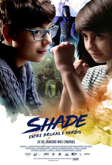 Shade – Entre Bruxas e Heróis