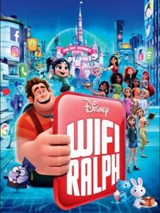 Crítica: Wifi Ralph – Quebrando a Internet