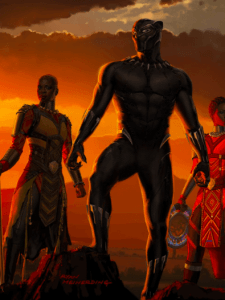 """Artigo-Ensaio: Seria """"Pantera Negra"""" uma versão narrativa de """"O Rei Leão""""?"""