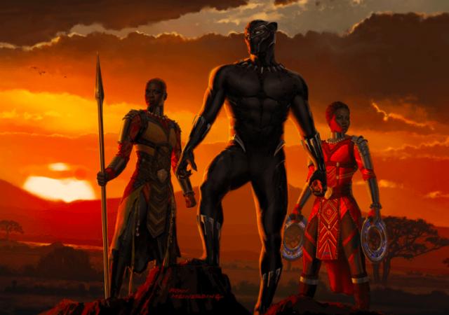 """Seria """"Pantera Negra"""" uma versão narrativa de """"O Rei Leão""""?"""