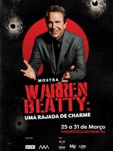 25/03 à 31/03: Mostra Warren Beatty: Uma Rajada de Charme