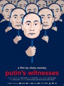 Pílula-Crítica: Testemunhas de Putin