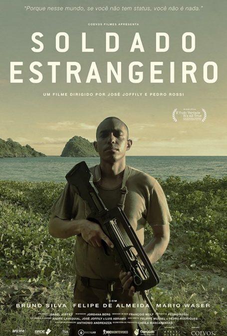 Crítica: Soldado Estrangeiro