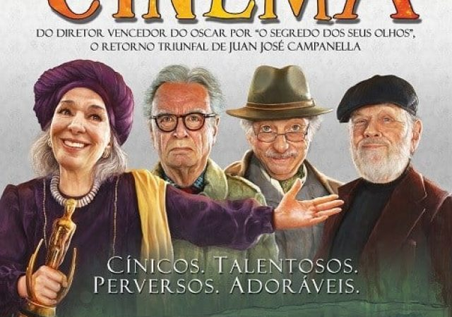 A Grande Dama do Cinema