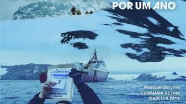 Antártica Por Um Ano