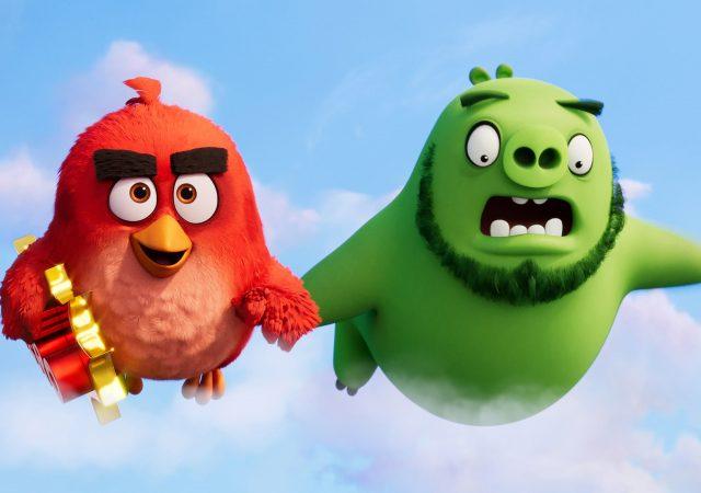 """Cena de """"Angry Birds 2"""" é revelada no Festival de Cannes"""