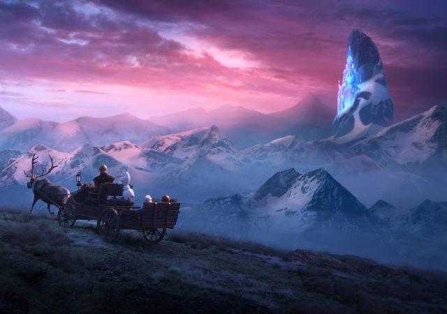"""Confira aqui o Cartaz e Trailer dublado de """"Frozen 2""""!"""