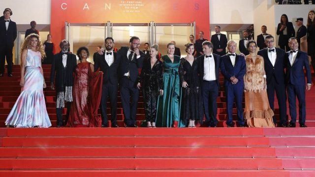 """""""Bacurau"""" por seus atores durante o Festival de Cannes 2019!"""