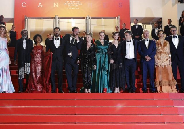 """""""Bacurau"""" nas palavras de seus atores durante o Festival de Cannes 2019!"""