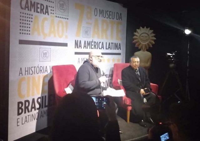 Homenagem a Maurício de Souza no Festival de Gramado 2019!