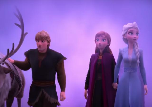 """Confira o novo trailer de """"Frozen 2"""""""