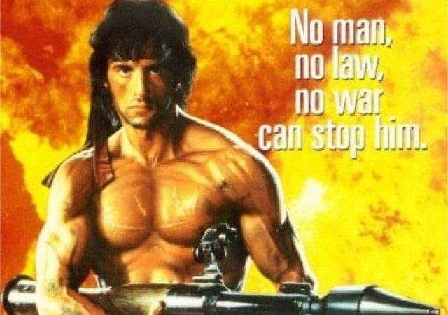 Rambo II: A Missão