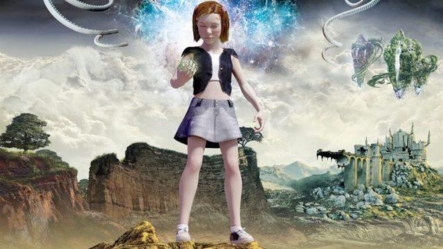 A princesa de Elymia