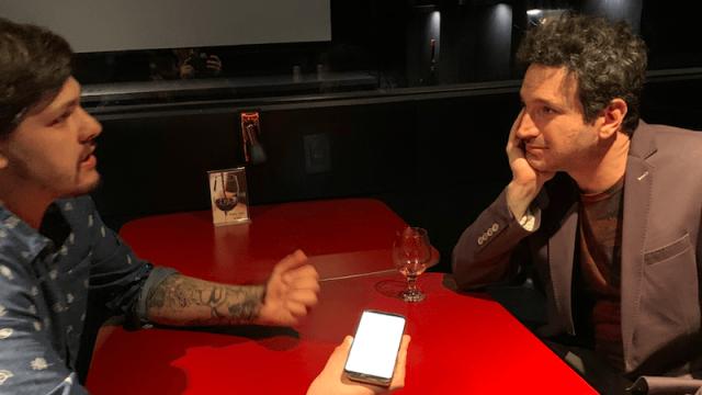 Entrevistamos Caco Ciocler na Mostra de São Paulo 2019